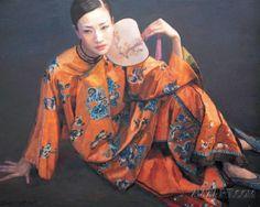 Chen Yifei (陈逸飞)