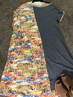 I have no idea how I still have this amazing lularoe sarah. It's over the top of a small Carly