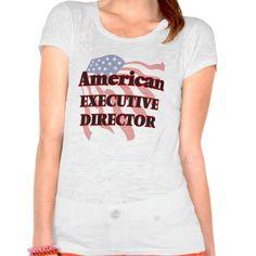 American Executive Director Tee T Shirt, Hoodie Sweatshirt