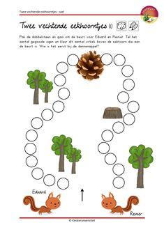Leuke extra's bij projecten voor de Kinderboekenweek 2018   Kleuteruniversiteit Autumn Activities For Kids, Games For Toddlers, Crafts For Kids, Math Games, Toddler Activities, Preschool Activities, Kids Daycare, Nursery School, Autumn Crafts