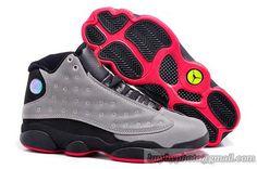 big sale 4eac4 21f9e Women s Air Jordan 13 AJ13 Basketball Shoes GS-Reflective Silver Jordans  For Men, Cheap