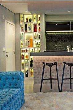 Inspiração: apartamento de um jovem médico. - http://comosefaz.eu/inspiracao-apartamento-de-um-jovem-medico/