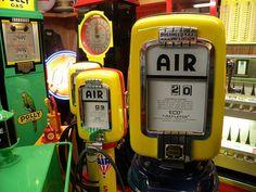 Vintage Air pumps | Rusty Knuckles | Flickr