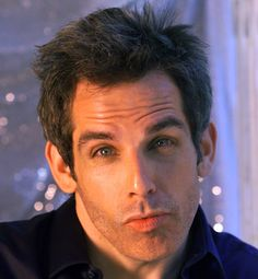 Ben Stiller-Blue Steel - Zoolander