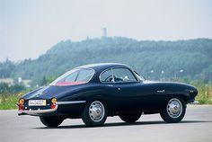 Alfa Romeo Guilia Sprint Speciale