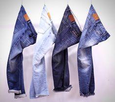 """www.blueways.com Instagram: bluewaysjeans Facebook: bluewaysjeans Twitter: @bluewaysjeans """"Denim Producter"""" Est.87"""
