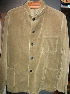 ・1960's French cords work JKT  ¥6900