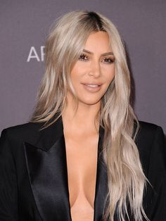 Kim Kardashian's Hairstylist Is Calling This Hairstyle the Look of 2018   Kim Kardashian's hairstylist predicts that the celebrity's favorite wavy hairstyle will become one of the biggest hair trends of 2018. Find out more about her go-to look and how to recreate it here.