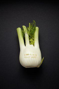 Identité visuelle Cooking Baz'art