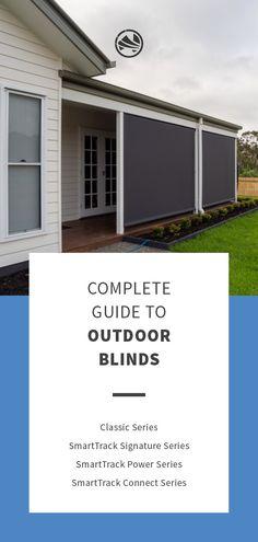 Outdoor Blinds, Classic Series, Be Perfect, Pergola, Patio, Outdoor Decor, Home Decor, Decoration Home, Room Decor
