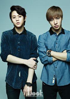 BEAST's Yoseob & Gikwang // 1st Look
