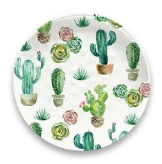 Desert Garden Melamine Dinner Plates Set of 6 by TarHong #TarHong Casual Dinnerware Sets, Dinnerware Sets For 12, Melamine Dinnerware Sets, Porcelain Dinnerware, Dinnerware Ideas, Dinner Plate Sets, Dinner Plates, Mikasa Dinnerware, Dinner Party Table