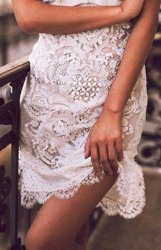 Robert Cavalli lace dress