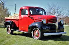 Bid for the chance to own a 1947 Dodge WC Pickup at auction with Bring a Trailer, the home of the best vintage and classic cars online. Vintage Pickup Trucks, Old Ford Trucks, Antique Trucks, Lifted Chevy Trucks, Chevrolet Trucks, Mini Trucks, Chevrolet Silverado, Dodge Dealership, Lifted Silverado