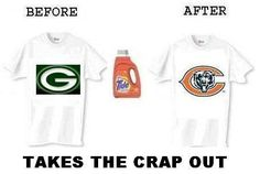 chicago bears Too funny!