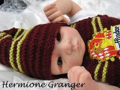 Baby Hermione Granger ~ Tracy Ann Lister