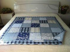 Resultado de imágenes de Google para http://img.alibaba.com/photo/599185944/cotton_fabric_patchwork_quiliting_bedspread.jpg