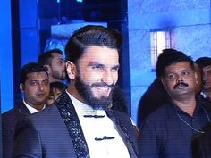 Ranveer Singh looks DIFFERENT at GQ Men Of The Year Awards 2016.