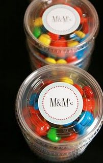 Movie Night ideas. little cups, licorice, treat boxes, movie sign outside house...and more.