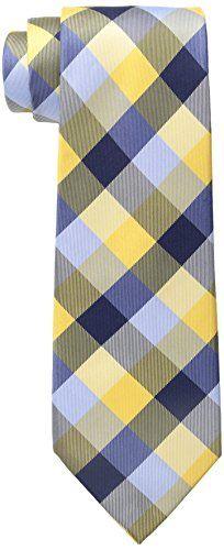Tommy Hilfiger Men's Buffalo Tartan Tie, Yellow, One Size Tommy Hilfiger http://www.amazon.com/dp/B00KG6RYPW/ref=cm_sw_r_pi_dp_0wN0vb0W8K0BS
