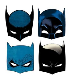 Máscaras do Dia do Batman