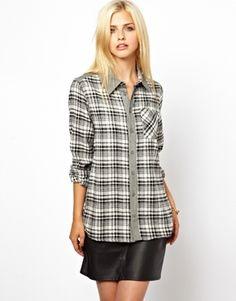 Image 1 ofGlamorous Flannel Shirt