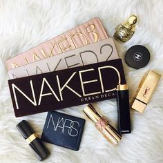 naked palettes #urbandecay