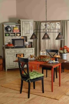 This picture courtesy of Country Sampler. This is our Alyson's Cupboard featured in August 2013 issue.