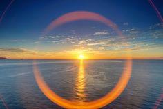 Circunferencias de amaneceres by ignacio izquierdo, via Flickr