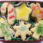the BEST sugar cookies ever. I add an extra cup of sugar, because we don't think they are sweet enough.