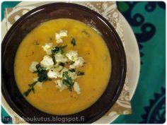 Hella & houkutus: Parhaista parhain porkkanakeitto