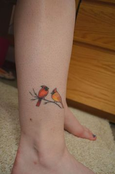 cardinal tattoo meaning - Google Search