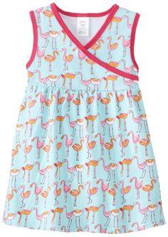 Zutano Baby-Girls Infant Flamingo Surplice Dress, Aqua, 18 Months Zutano http://www.amazon.com/dp/B00HVAGPWE/ref=cm_sw_r_pi_dp_YuqBub1NME3VP