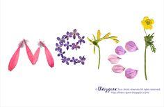 le blog de Thévy!: Cartes Herbier***Herbarium Cards