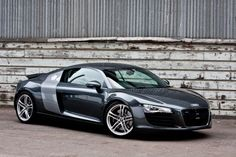 2012 Audi R8...obsessed with this car...saw it the first time in 2007 and have loved it ever since
