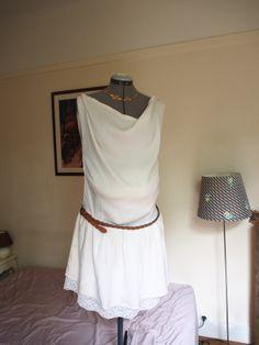Voici un tuto pour réaliser une robe de grossesse légère pour l'été et assez élégante pour être portée en mariages ou en soirées! L'avantage c'est qu'elle est surtout très …