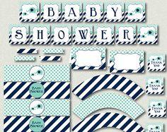 baby shower vintage - Buscar con Google