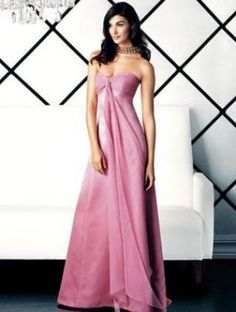 romantic bridesmaid dress at floor length made of satin. sweetheart bodice  is ruched at bust 102b98bded2b