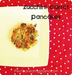 zucchini carrot pancakes