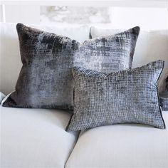 phipps graphite cushion