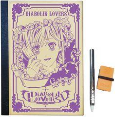 AmiAmi [Character & Hobby Shop] | DIABOLIK LOVERS - Notebook Styled Chalkboard: Kanato(Pre-order)