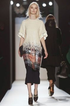 #MULBERRY #FW13 #LFW FANTASY LAYERS Mulberry @ London Womenswear A/W 2013 - SHOWstudio - The Home of Fashion Film