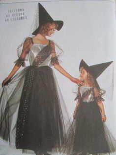 See Sally Sew-Patterns For Less - Good Witch Halloween Adult's Costume Butterick 3588 Stage Play Pattern Sz. 6 - 22 , $8.00 (http://stores.seesallysew.com/good-witch-halloween-adults-costume-butterick-3588-stage-play-pattern-sz-6-22/)
