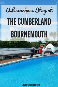 Bournemouth is one of the most popular seaside resorts in the UK. The Cumberland Hotel Bournemouth is the perfect place to stay. An iconic Art Deco building, it has a lovely heated swimming pool