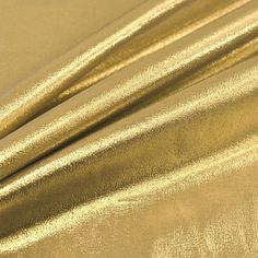 Gold Lame Sample