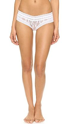 bbe377565bff eberjey Women's Amaya Brief, White, Medium -- Click image to review more  details