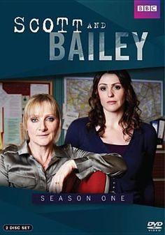 Scott & Bailey. Season one [videorecording]