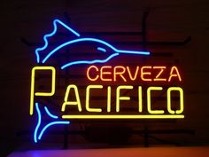 New Cerveza Pacifico Real Glass Neon Light Sign Beer Bar Pub Sign H95 by Long Tech Lightning