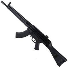PTR Industries PTR 32 KFR Gen 2 Semi Auto Carbine 7.62x39 16 Match Grade Tapered Barrel 30 Rounds Black Fixed Position Buttstock Black Finish 915231