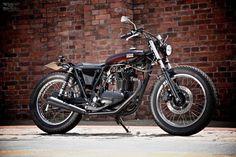 enchevy:  Kawasaki bobber